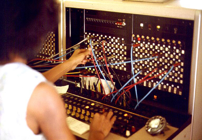 operator-assisted-switchboard