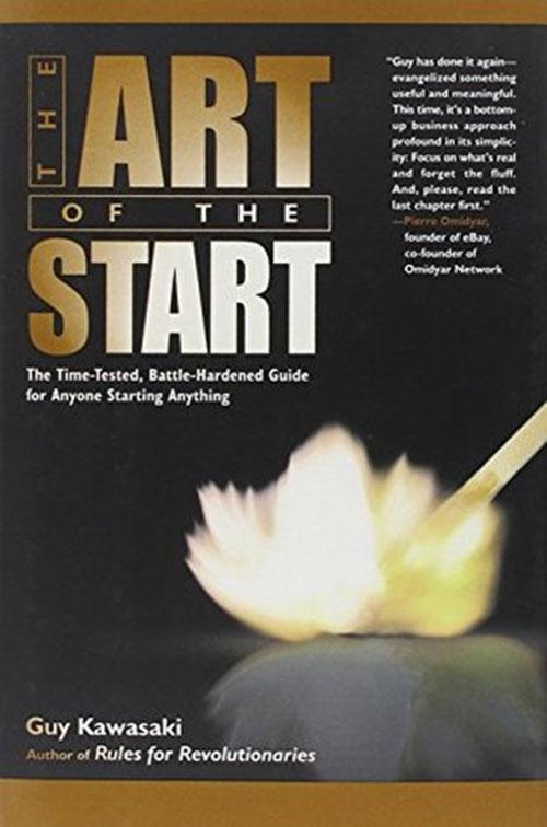 Best Entrepreneur Startup Books - Art of the Start Cover