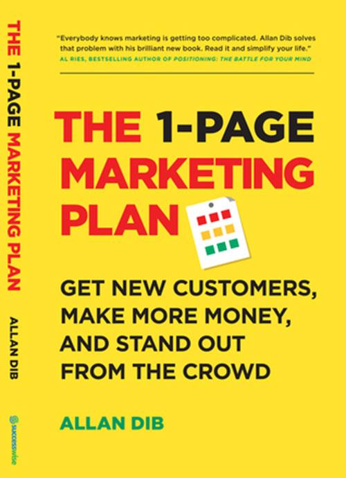 Best Entrepreneur Startup Books - 1-Page Marketing Plan Cover
