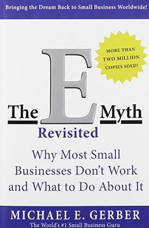 Best Entrepreneur Startup Books - E Myth Revisited Cover