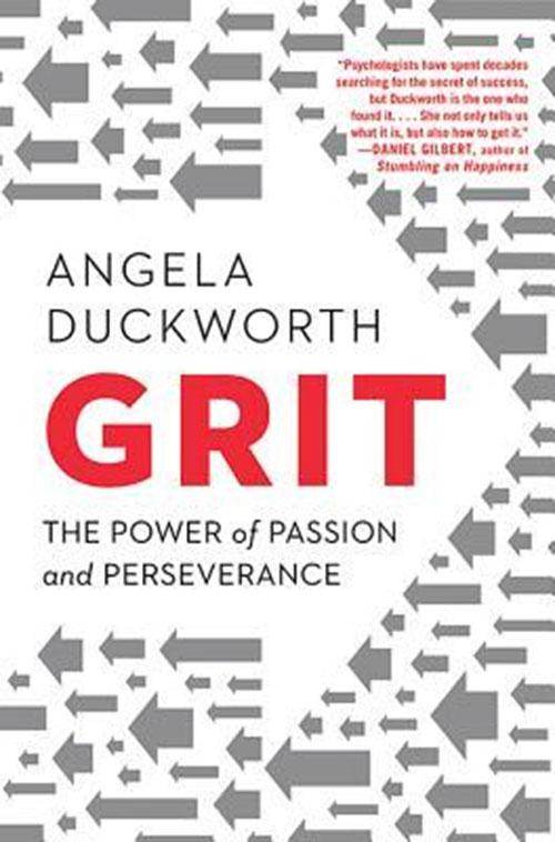 Best Entrepreneur Startup Books - Grit Cover