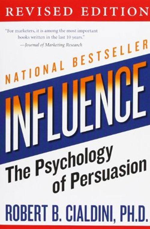 Best Entrepreneur Startup Books - Influence Cover