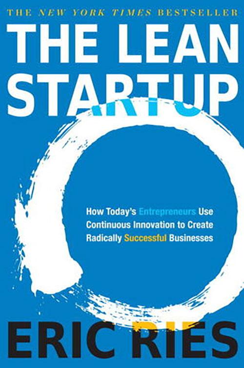 Best Entrepreneur Startup Books - The Lean Startup Cover