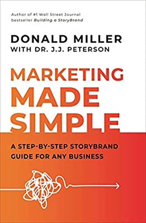 Best Entrepreneur Startup Books - Marketing Made Simple Cover