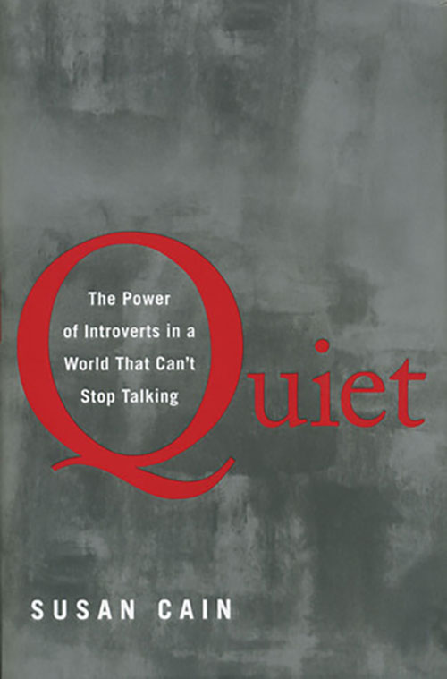 Best Entrepreneur Startup Books - Quiet Cover