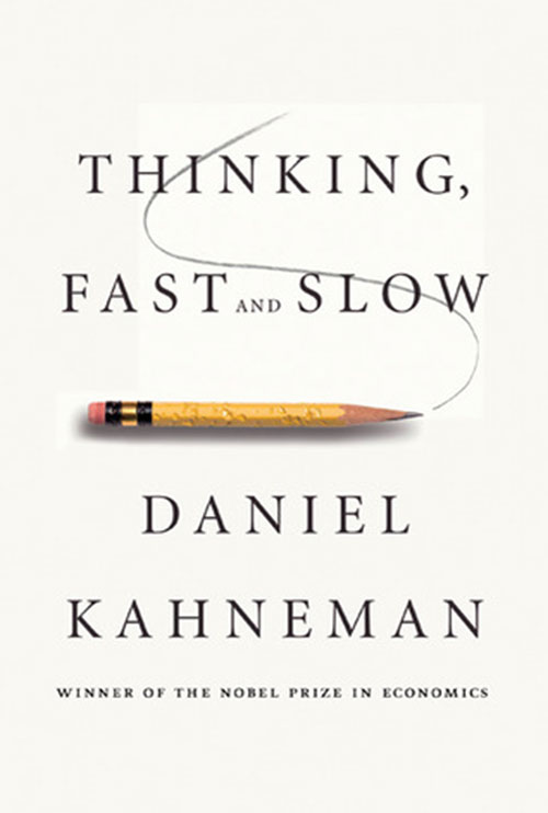 Best Entrepreneur Startup Books - Thinking Fast and Slow Cover