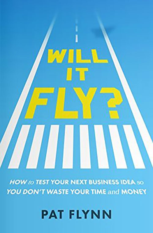 Best Entrepreneur Startup Books - Will It Fly Cover