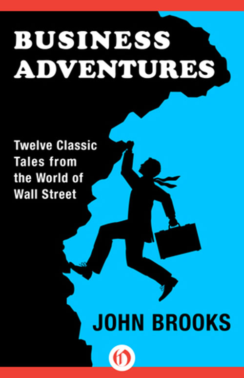 Best Entrepreneur Startup Books - Business Adventures Cover