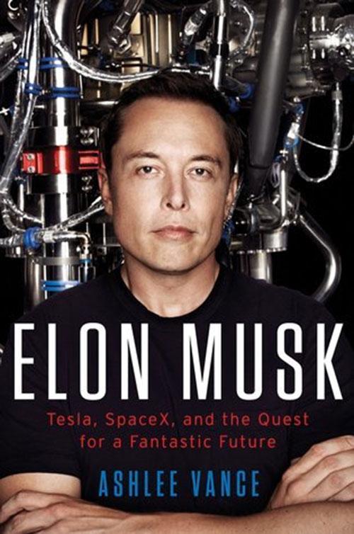Best Entrepreneur Startup Books - Elon Musk Cover