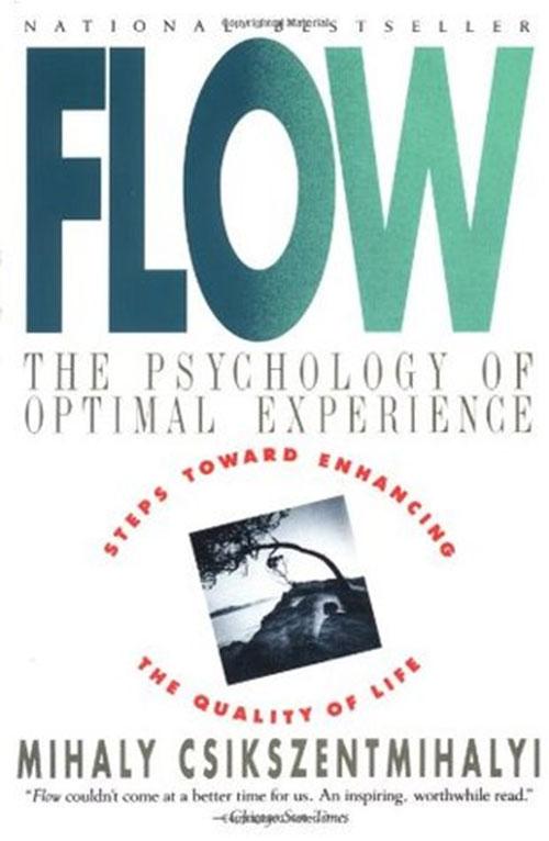 Best Entrepreneur Startup Books - Flow Cover