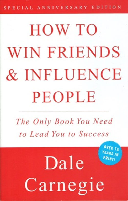 Best Entrepreneur Startup Books - How to Win Friends and Influence People Cover
