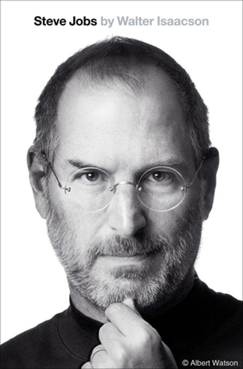 Best Entrepreneur Startup Books - Steve Jobs Cover
