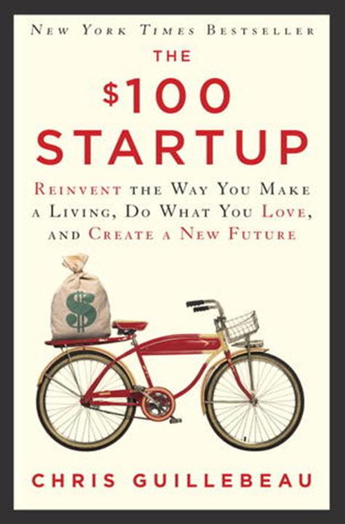 Best Entrepreneur Startup Books - The 100 Startup Cover