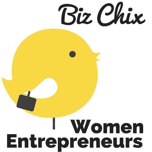 BizChix Podcast Logo