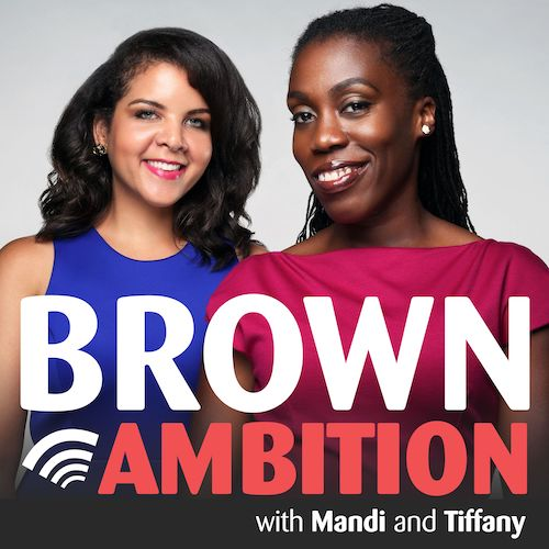 Brown Ambition Podcast Logo