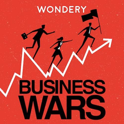 Business Wars Podcast Logo
