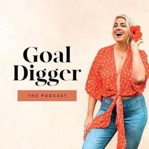Goal Digger Podcast Logo