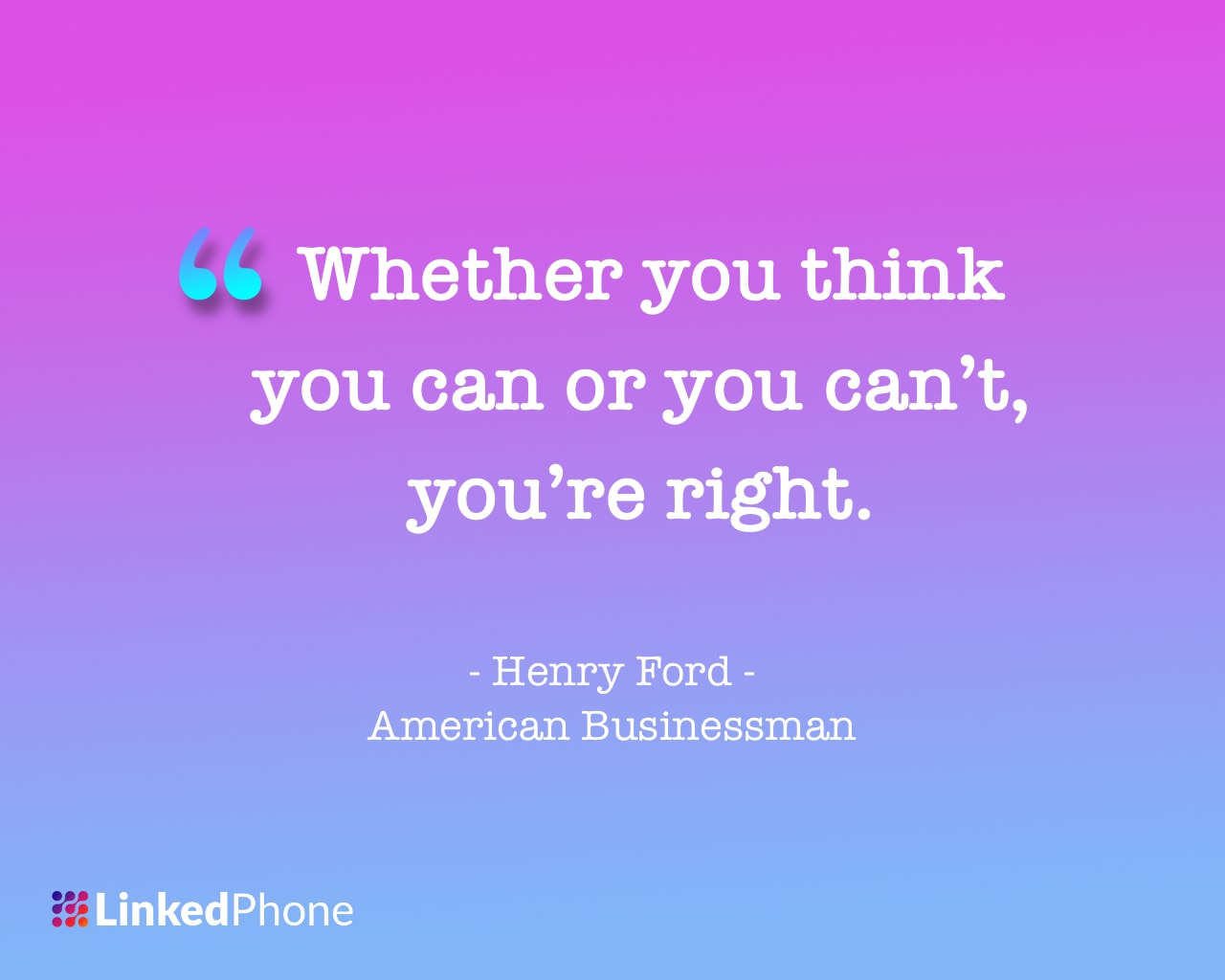 Henry Ford - Motivational Inspirational Quotes and Sayings