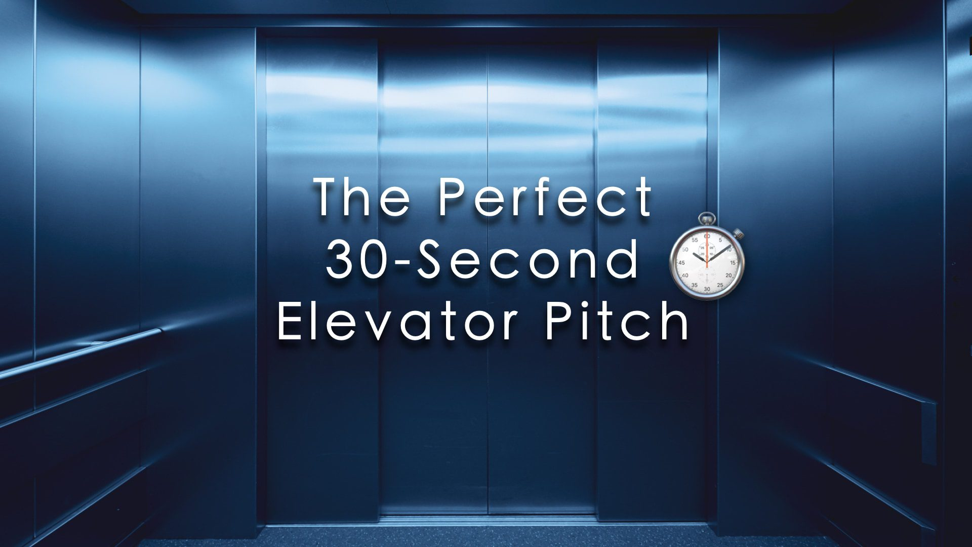 Elevator Buttons with Text: How-to-Write-the-Perfect-30-Second-Elevator-Pitch