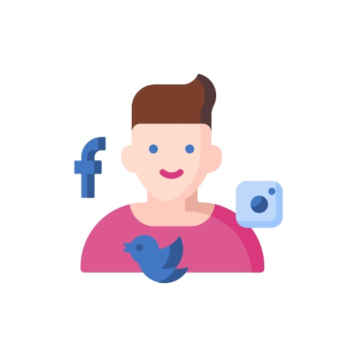 Influencer Icon - Small Business Social Media Marketing