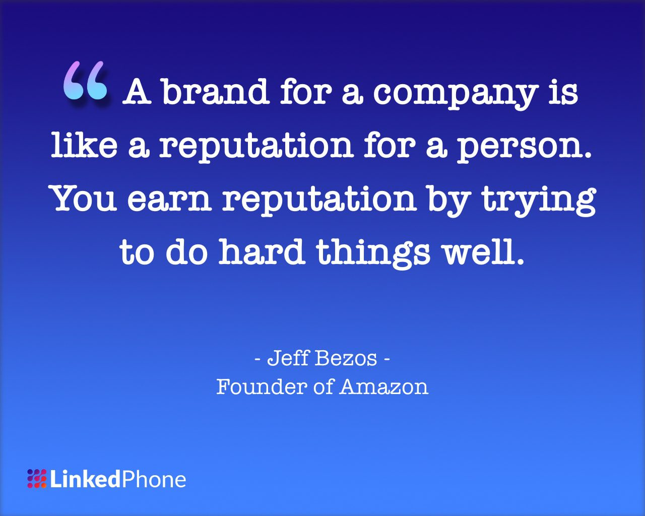 Jeff Bezos - Motivational Inspirational Quotes and Sayings