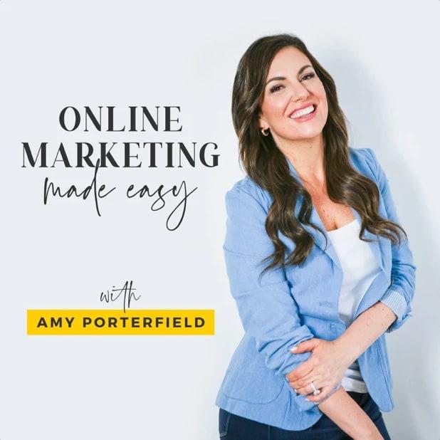 Online Marketing Made Easy Podcast Logo
