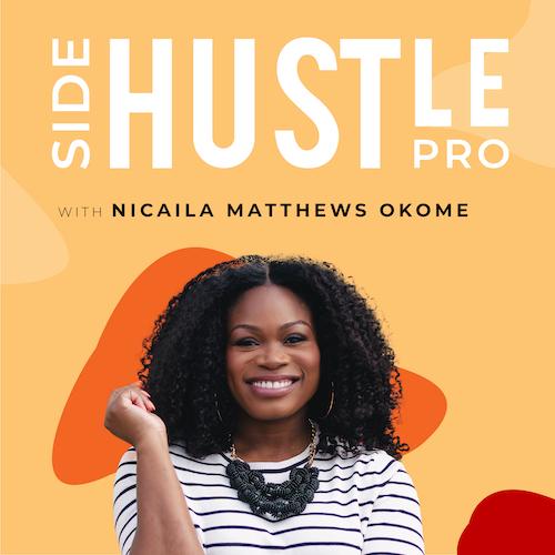Side Hustle Pro Podcast Logo