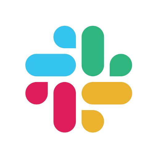Slack - Small Business Communication Collaboration Chat Mobile App & Software Logo