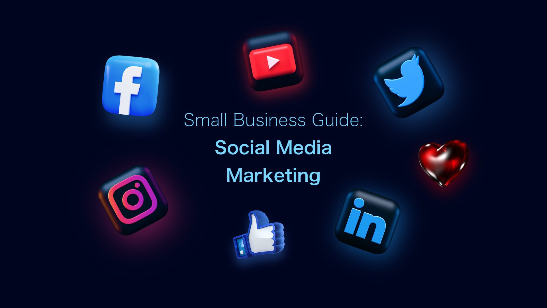 Small Business How-To Guide on Social Media Marketing