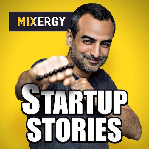Startup Stories Podcast Logo