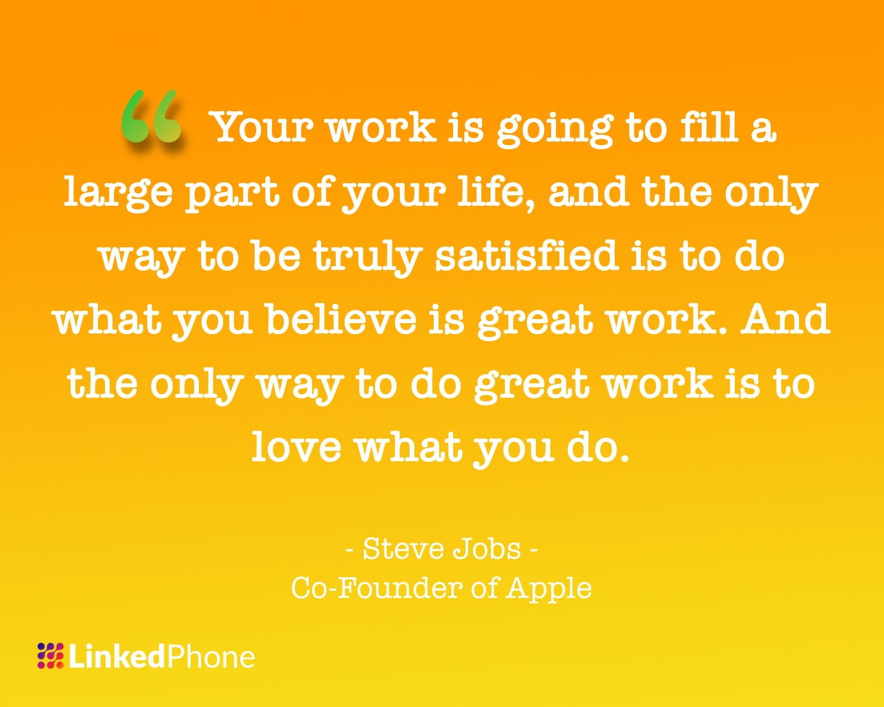 Steve Jobs Motivational Inspirational Quotes and Sayings