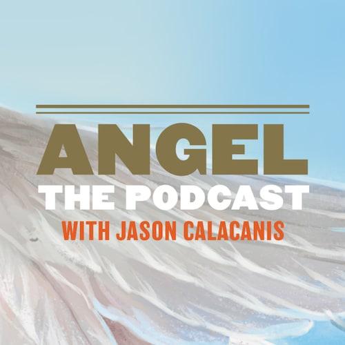 The Angel Podcast Logo