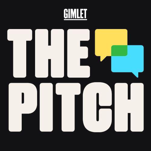 The Pitch Podcast Logo