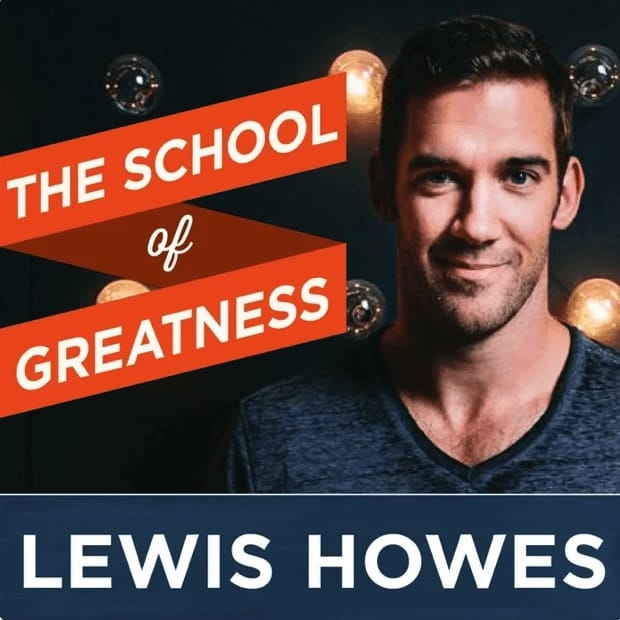 The School of Greatness Podcast Logo