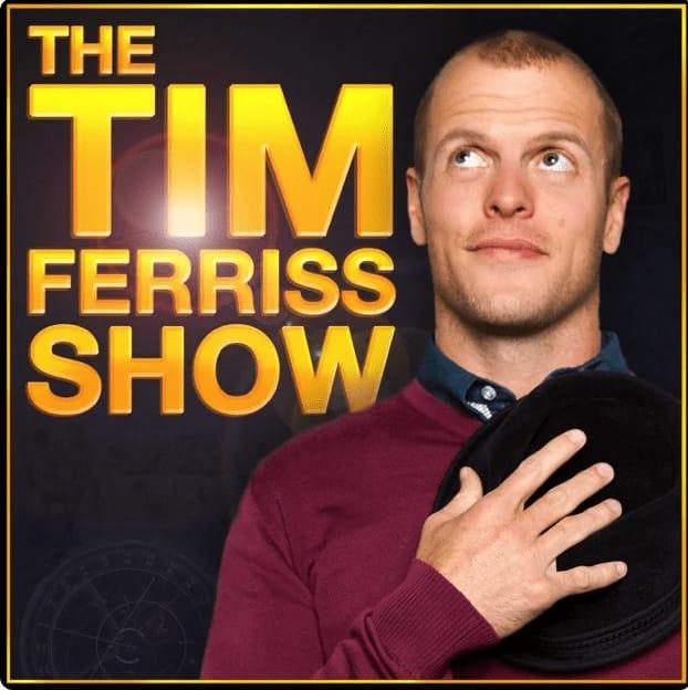Tim Ferris Show Podcast Logo