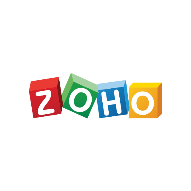 Zoho - Small Business All in One Business Platform Mobile App & Software Logo