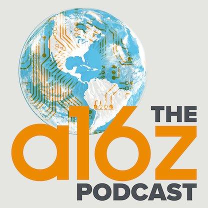 a16z Podcast Logo